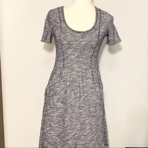 Anthro Saturday/Sunday dress with pockets Size XS